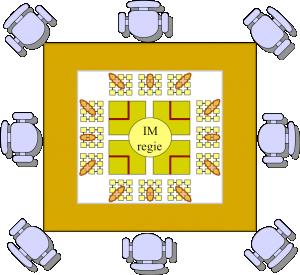 Tafelspel